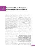 Guia per al respecte a la diversitat de creences en l'àmbit ... - Pneuma - Page 7