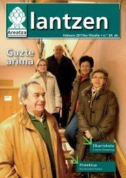 Areatza Lantzen 24 - Areatzako Udala