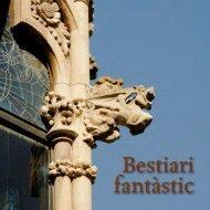 Quadern «Bestiari fantàstic - Carrutxa