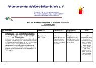Förderverein der Adalbert-Stifter-Schule e. V.