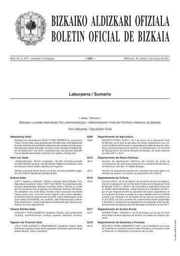 Subvenciones dinamización turística (2434 Kb. ) - Bizkaia