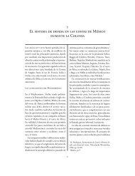 El Sistema de Defensa en las costas de México durante la Colonia