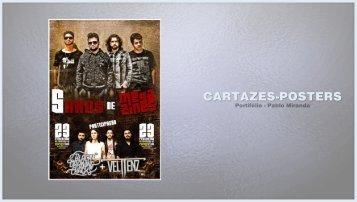 CARTAZES-POSTERS