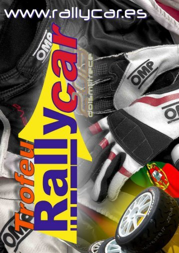 PÄgina 0 REGULAMENTO DESPORTIVO 2013 - Rallycar