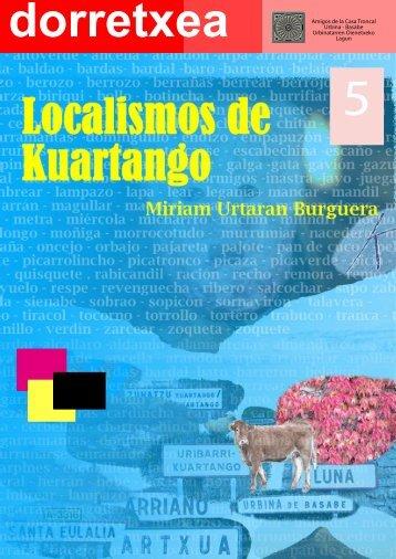 Amigos de la Casa Troncal Urbina - Basabe Urbinatarren ...