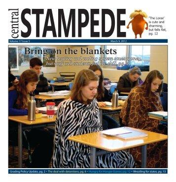 Bring on the blankets - Portage Public Schools