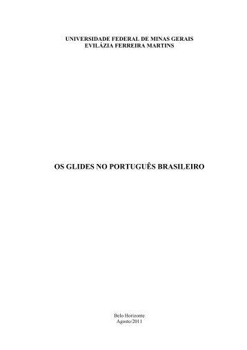 Baixar - Biblioteca Digital de Teses e Dissertações da UFMG