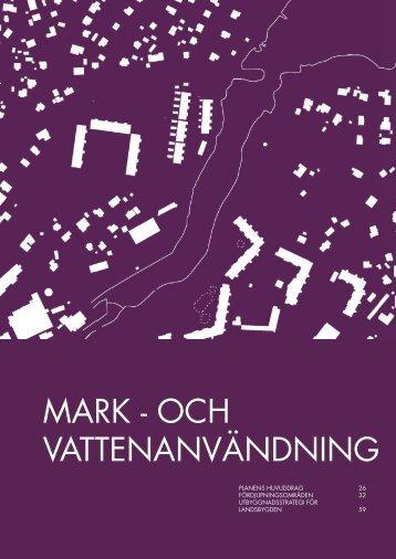 MARK - OCH VATTENANVÄNDNING - Karlskrona kommun