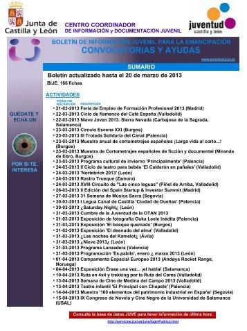 CONVOCATORIAS Y AYUDAS - Consulta de Obligaciones ...
