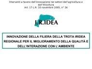 Download - Progetto Trota Iridea