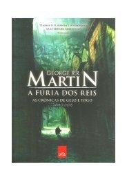 george rr martin é o renovador da literatura fantástica!