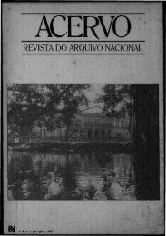 PCHW - Arquivo Nacional