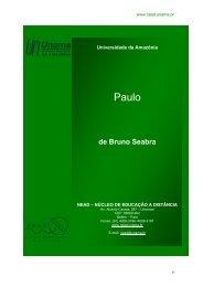Paulo - Unama