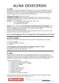 ALINA DEVECERSKI - VUF Booking - Page 2