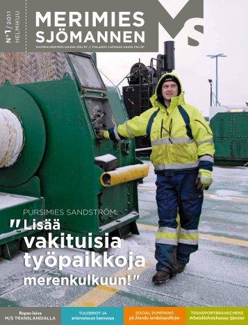 1 - Suomen Merimies-Unioni