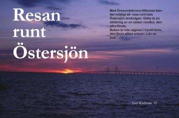 Resan runt Östersjön - Läs en bok
