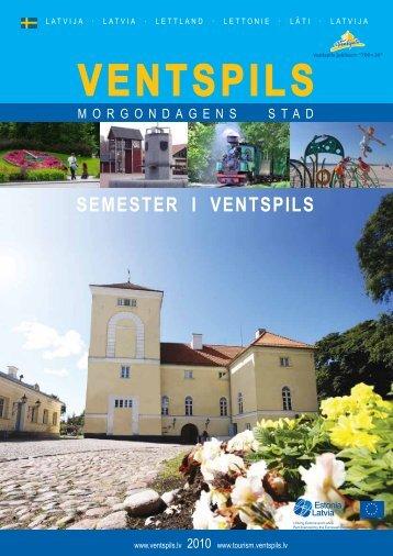 ventspils turistbyrå