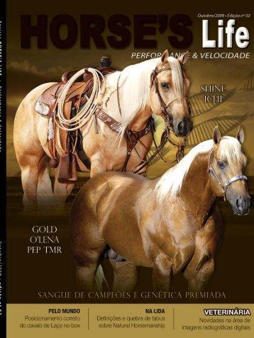 1 HORSES'S LIFE - revista Horse's Life