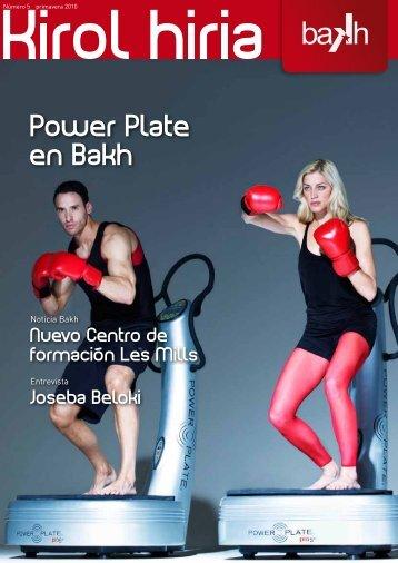 Power Plate en Bakh