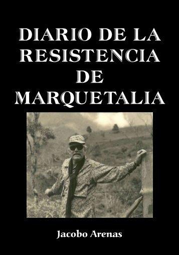 diario de la resistencia de marquetalia - Centro de Documentación ...