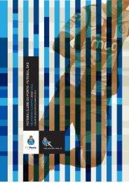 Relatório e Contas 2010/2011 - FC Porto