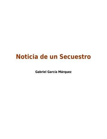 gabriel-garcc3ada-mc3a1rquez-noticia-de-un-secuestro