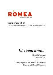 El Trencanous - Grup Focus