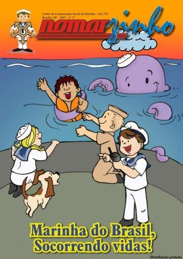 Marinha do Brasil, Socorrendo vidas!