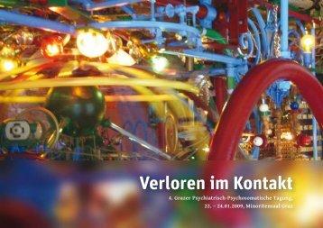 Verloren im Kontakt - LSF Graz