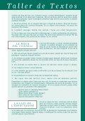 descarregar dossier pedagògic - Centre Teatral Escalante - Page 7