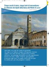 la collezione dei dipinti della Banca del Monte di ... - Banca Carige