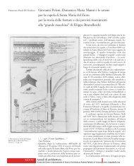 Giovanni Poleni, Domenico Maria Manni e le catene per la cupola di ...