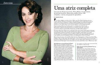 Entrevista - Colégio Dante Alighieri