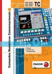 Comandos Numéricos Conversacionais - fagor automation do brasil
