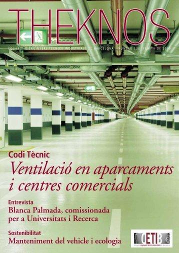 número 128 febrer de 2009 - Col·legi d'Enginyers Tècnics ...