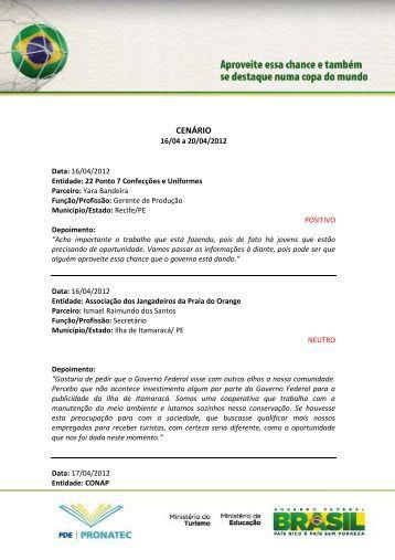 CENÁRIO - Arquivos - Grupo Informe