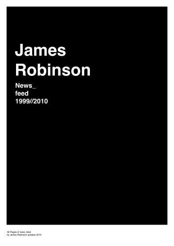 Download James Robinson Press Kit - XOGenesis