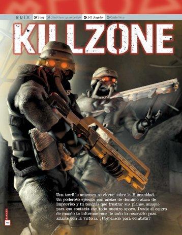 Descargar Killzone - Mundo Manuales