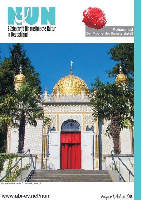 NUN - Ausgabe 4, Mai/Juni 2006 - Akademischer Bund Interkulturell