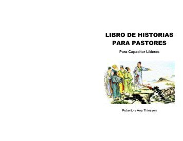 LIBRO DE HISTORIAS PARA PASTORES - Paul-Timothy