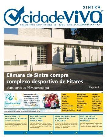 Agosto 2010 - Cidade Viva