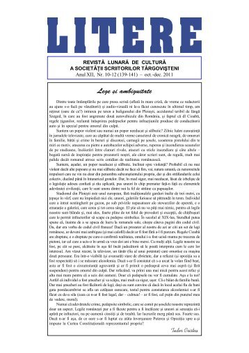 Lege ºi ambiguitate - Editura BIBLIOTHECA