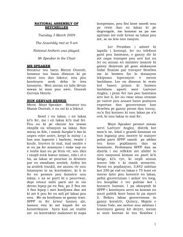 Download PDF - The National Assembly of Seychelles