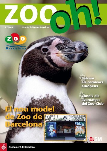El nou model de Zoo de Barcelona
