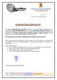 Cir07-18 - Federació Catalana de Patinatge