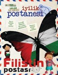 İyilik Postanesi - Sayı 10 - İhh İnsani Yardım Vakfı