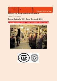 Anecdotas Postales / TAP-AMMA TDS / Escaner Cultural - Boek 861