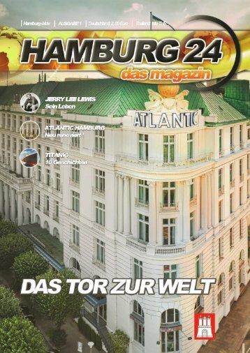 Hamburg 24 Ausgabe 1
