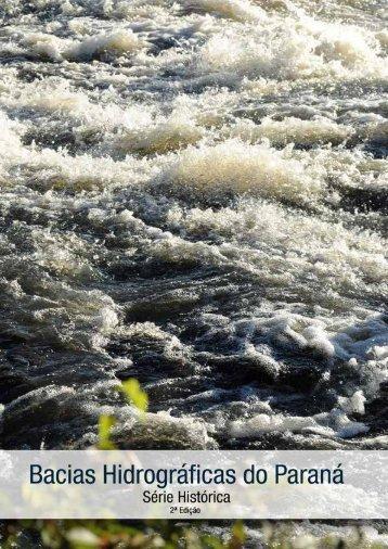 série histórica 2013 - Secretaria do Meio Ambiente e Recursos ...