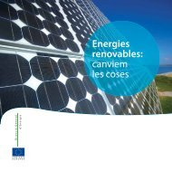 Energies renovables: canviem les coses - EU Bookshop - Europa
